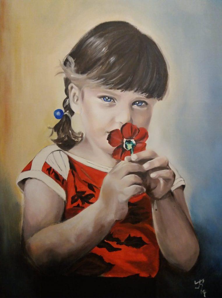pictura portret
